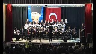 EvlerininÖnü Bulgur Kazanı/ACIPAYAM TÜRK HALK MÜZİĞİ KOROSU/Şef : Serhat YILDIZ /