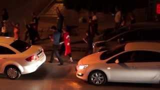ANKARA-DİKMEN CADDESİ 01.06.2013 GECE YAPILAN GEZİ PARK DESTEK EYLEMİ -GÖRÜNTÜLERİ