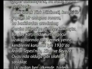 Cayan Demirel - 38 - Dersim Katliami Belgeseli