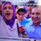 AKP MİTİNGİNE KATILANLAR SAÇMALIYOR!